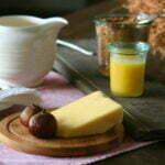 Breakfast platter detail